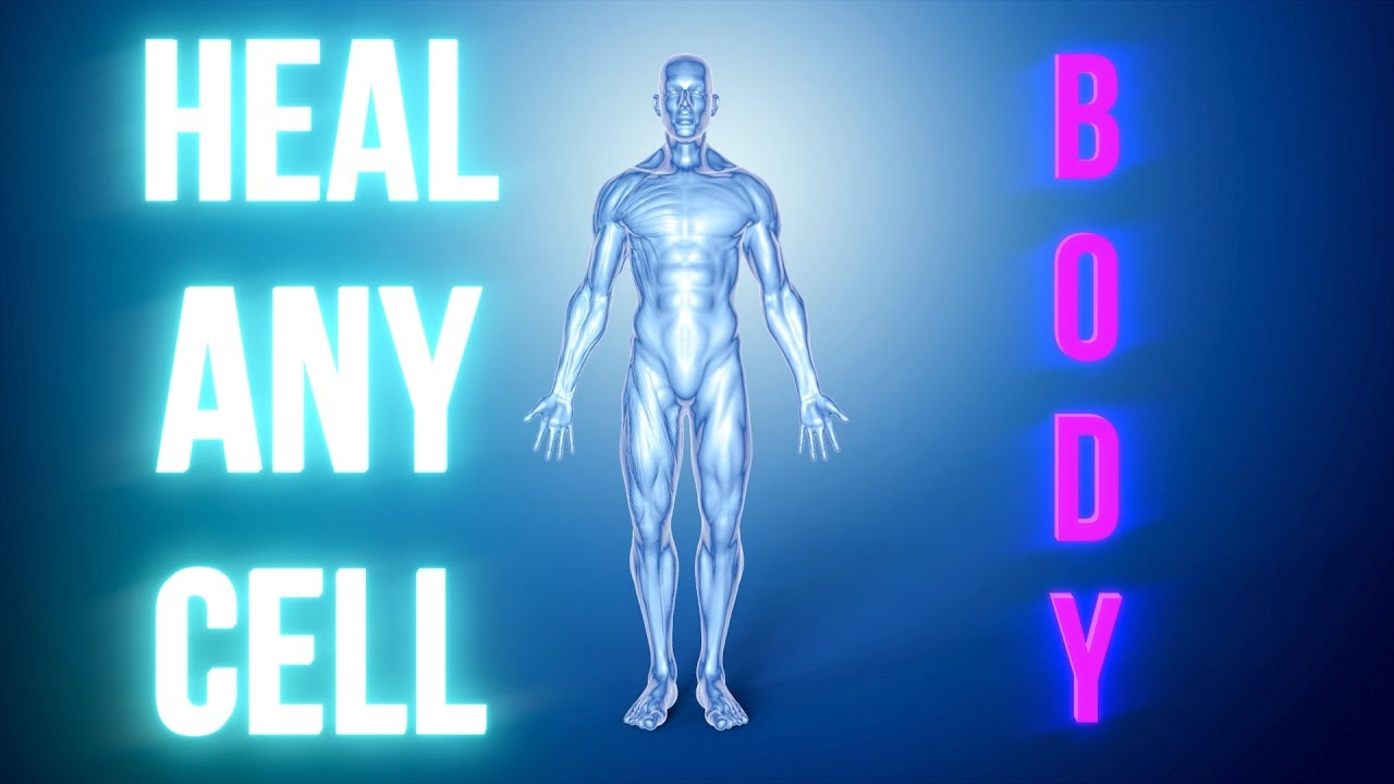 Music to HEAL Any Cell of Your Body While You Sleep 💤 432 Hz Go into a Deep Sleep