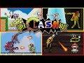 SUPER CLASH BROS. | Retro Styled Smash Meets Super Mario Bros. Crossover