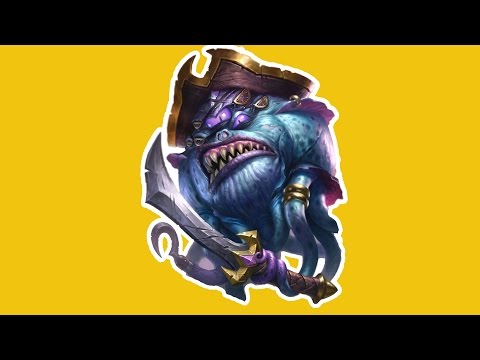 Hearthstone Stats - Patches The Pirate in 700,000 GAMES