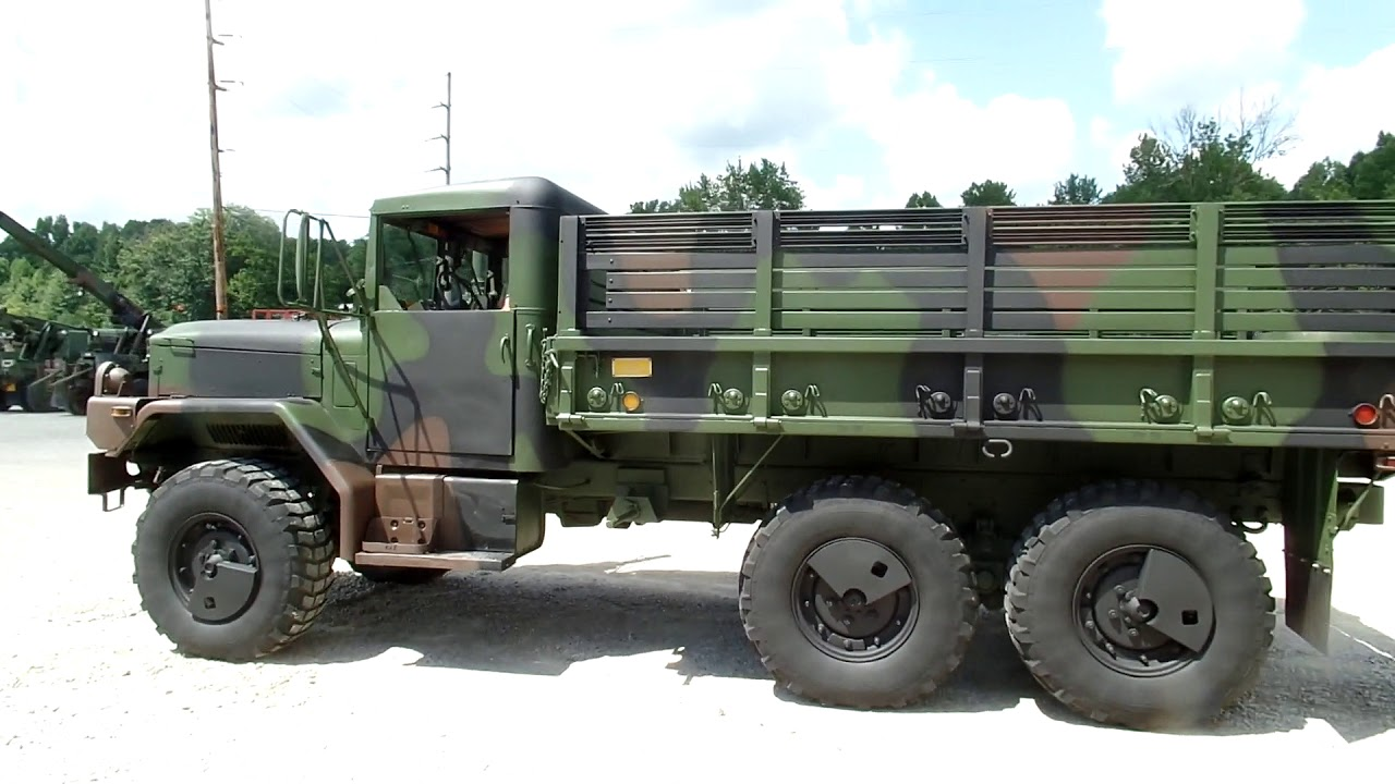 Bobbed M35A3 C&C Equipment Clean truck 4x4 by Clinton Chitwood