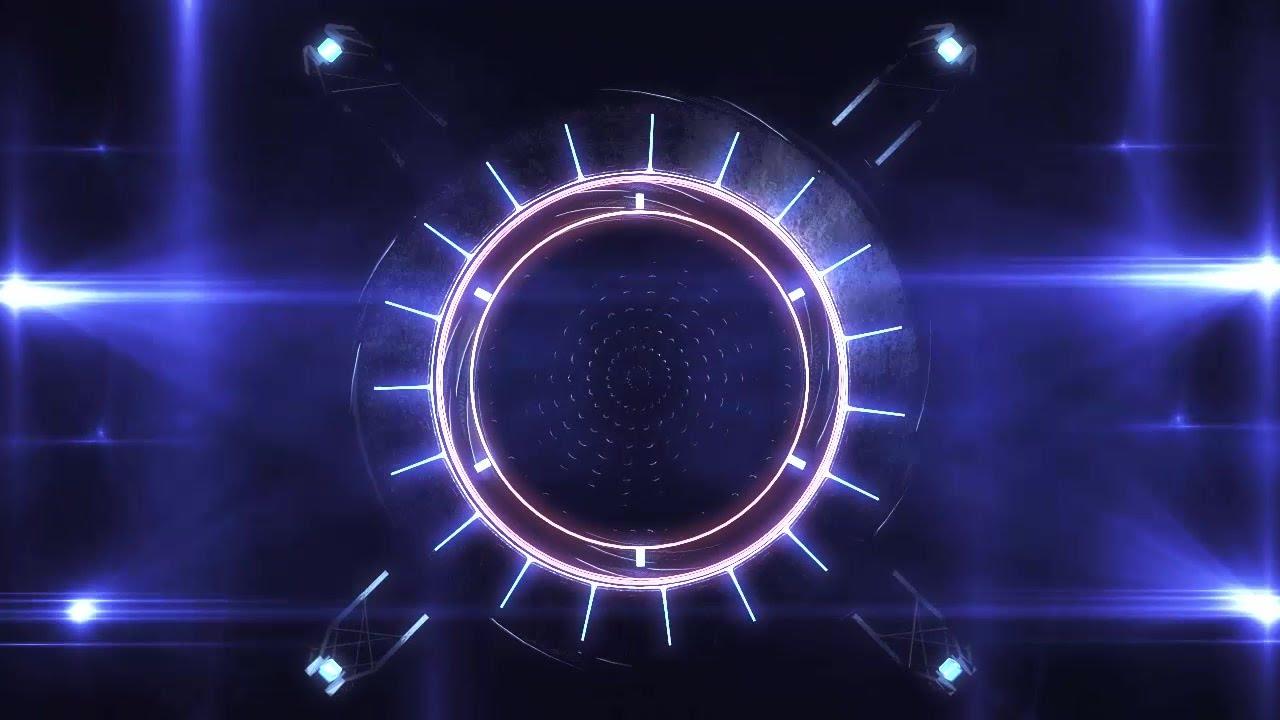 Intro : Free Awesome Giga Tech Circle - YouTube