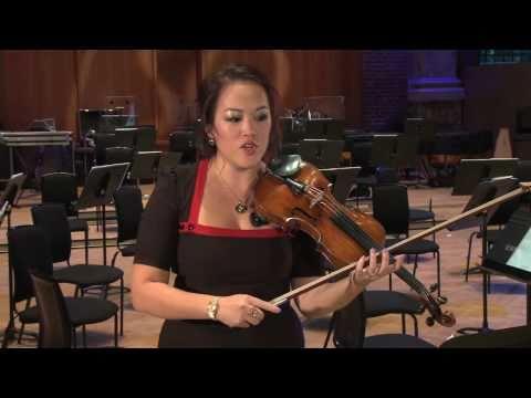LSO Master Class - Violin