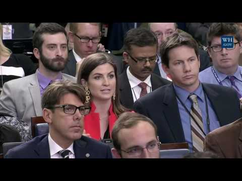 Thumbnail: WATCH Q & A With Press Secretary Sean Spicer Press Briefing Conference 4-25-17 Wilbur Ross Tariff