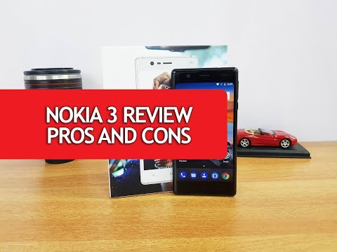 Nokia 3 Review with Pros and Cons- Is it worth Buying?