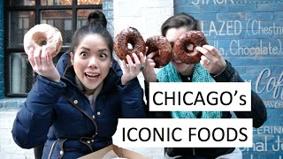 Chicago's ICONIC FOODS | Mtlfoodsnob