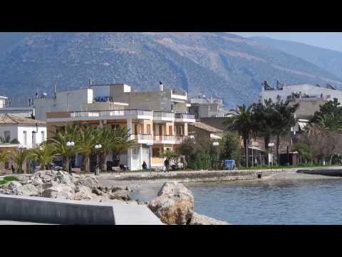 Itea Greece