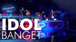 Tampil maksimal! Semua Finalis bersaing di panggung Spekta - Eps 2 (Part 1) - Idol Banget