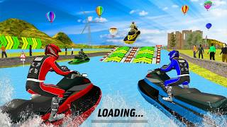 Water Boat Racing 2019: Jet Ski Speed Boat Racer Free Game screenshot 3