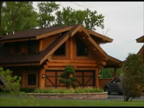 pioneer log homes of bc building a custom home youtube. Black Bedroom Furniture Sets. Home Design Ideas