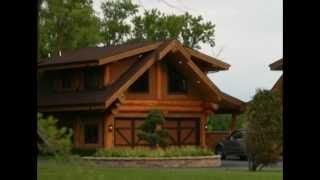 Pioneer Log Homes Of Bc Building A Custom Home