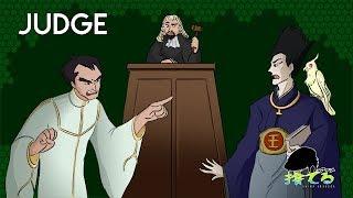 Anime Abandon: Judge