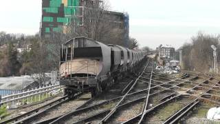 Trains at London Bridge, Lewisham, Greenhithe & Rochester(, 2014-03-07T02:39:44.000Z)