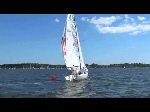 J/70 Boat Handling with Tim Healy - Section 1 - Spinnaker Set Up