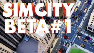 Thumbnail für das SimCity Beta Let's Play