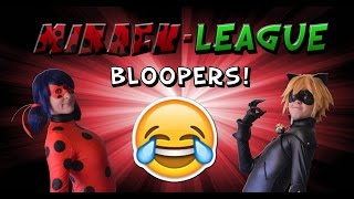 Miracu-League: Episode 6 Bloopers! Feat. Lindalee Rose