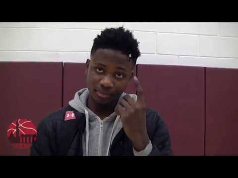 Kimani Benjamin's 27 points lead Fairmont Heights to victory over Frederick Douglass