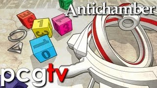 Antichamber Gameplay (PC HD)