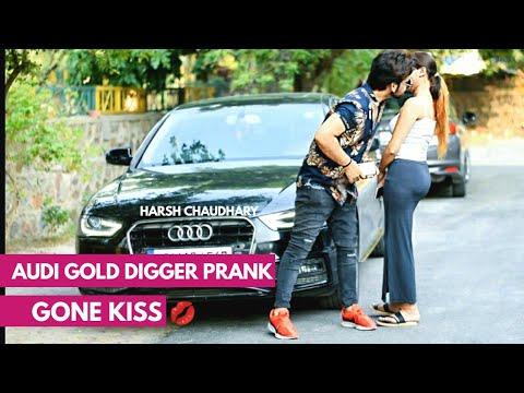Gold Digger Prank India    Gone Wrong Prank    Pranks In India    Pranks 2019    Harsh Chaudhary