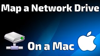 Map a Network Drive in OS X (Mac) Permanently