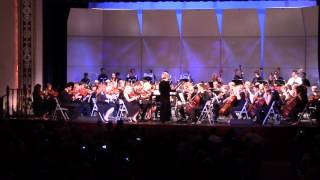 300 Violin Orchestra performed by U-Prep Stings and Drum Corps May 14, 2015