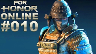 FOR HONOR MULTIPLAYER #010 Orochi in der Oberburg ★ Let's Play For Honor [Deutsch]