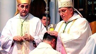 Рукоположение Паоло Пецци(Вечером 27 октября в Москве во время торжественной мессы в кафедральном соборе Непорочного Зачатия Пресвят..., 2009-03-16T13:15:42.000Z)