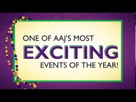 AAJ 2014 Winter Convention