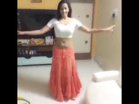 Hot Tamil Actress Sanjana Singh sexy dance moves thumbnail