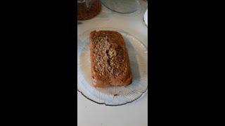 Making Gluten Free Tahini Bread