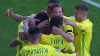 La superbe saison du Fc Nantes ! Et ambiance Tribune Loire