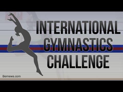 BGA Gymnastics Challenge, November 2015