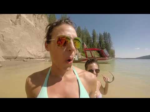 Lake Roosevelt 2015- 9 days sober