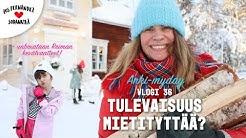ARKI MY DAY I TULEVAISUUS MIETITYTTÄÄ? #vaihtovuosisodankylässä vlogi 36