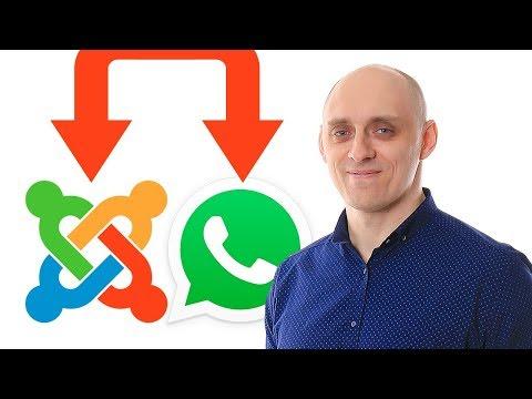 Мессенджер — Чат для Joomla / EB Whatsapp Chat