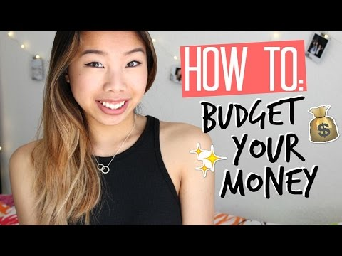 HOW TO BUDGET YOUR MONEY!
