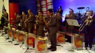 """Orquesta Carlos Campos """"Elodia"""""""