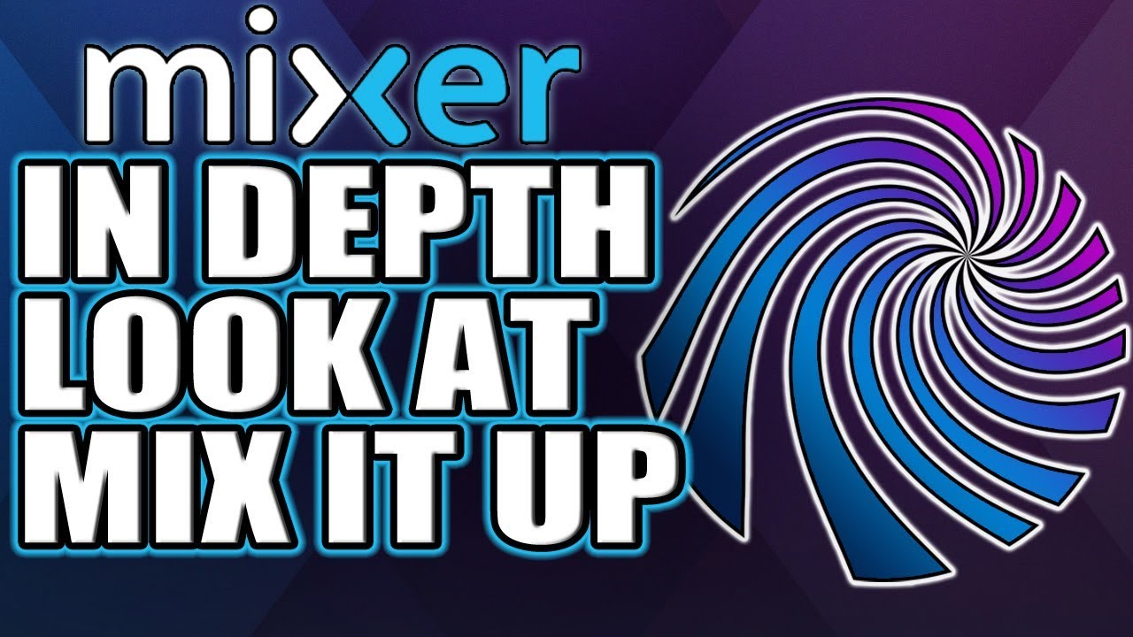 Repeat Mixer Mix It Up Bot - In Depth Features Walkthrough by