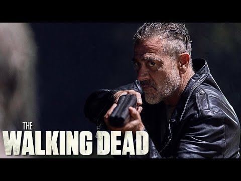 Negan Becomes The New Alpha in The Walking Dead 10x14