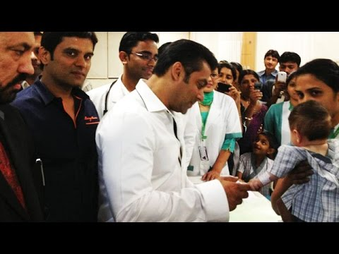 Salman's Being Human Foundation To Help Kids With Heart Diseases