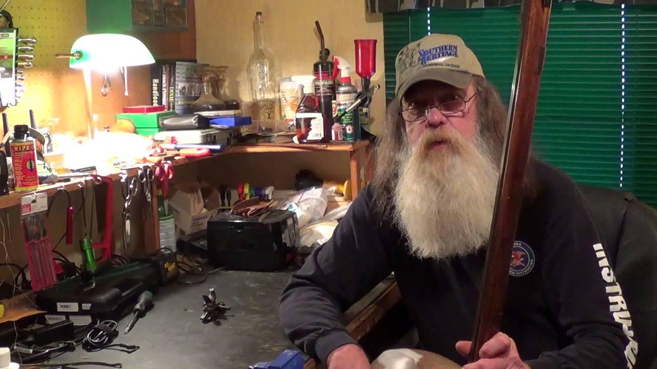 Dixie Gun Works Tennessee Mountain Rifle