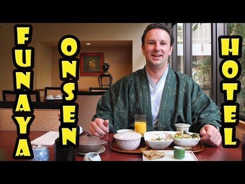 Best Onsen in Matsuyama Japan - Funaya
