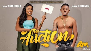 THE AUCTION  AFRICAN MOVIE CHANNEL  NOLLYWOOD MOVIE 2021  FULL LENGTH NIGERIAN MOVIE  LOVE MOVIE