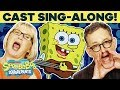 watch he video of SpongeBob Cast Sings the Theme Song IRL! 🎤 | #TuesdayTunes