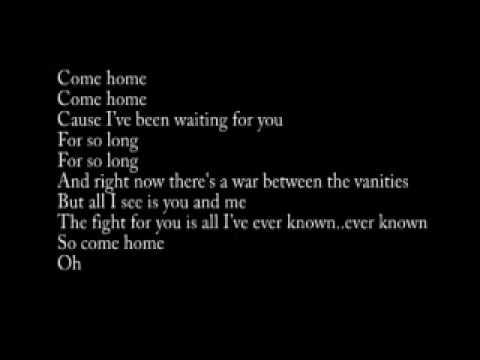 Come Home Karaoke by OneRepublic