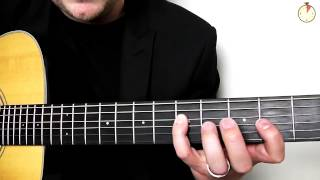 The Unforgiven - Intro Guitar Lesson - Metallica - Part 2