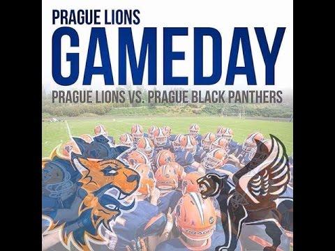 PRAGUE LIONS VS. PRAGUE BLACK PANTHERS