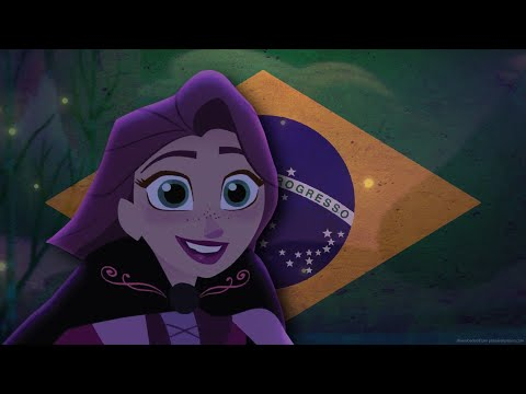 Tangled: Before Ever After | The Wind in My Hair (Brazilian Portuguese)