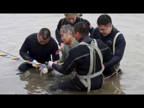Yangtze River tragedy on trip of a lifetime