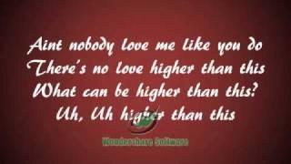 Ledisi Higher than This Lyrics