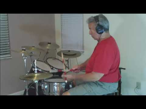 Workin' For The Weekend... Loverboy Drum Cover Audio by Lou Ceppo